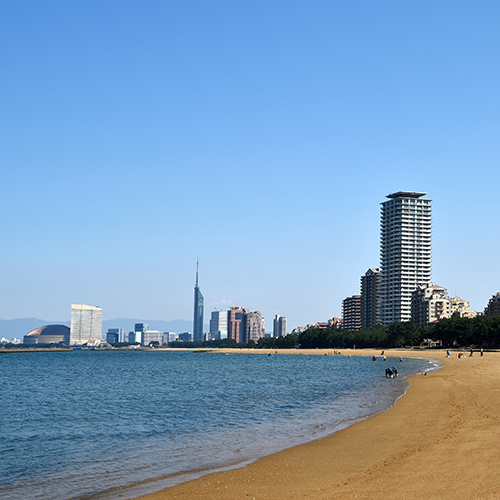 愛宕浜地区